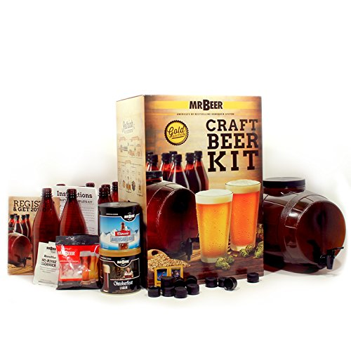 Home Brew Kit for 'Celebrate for 8' National Beer Drinking Day | Bottom Left of the Mitten