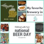 'Celebrate with 8' for National Beer Day | Bottom Left of the Mitten
