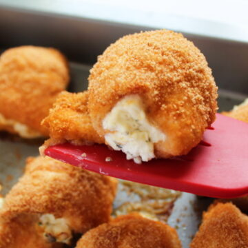 Cream Cheese Stuffed Chicken Roll Ups | Bottom Left of the Mitten