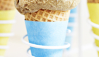 Easy Toasted Marshmallow Ice Cream from Home Cooking Memories