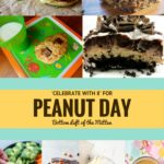 'Celebrate with 8' for Peanut Day with Bottom Left of the Mitten