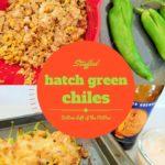 Stuffed Hatch Green Chiles | Bottom Left of the Mitten