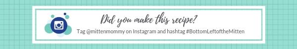 Instagram | Bottom Left of the Mitten