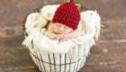 Apple Hat from Cherlynne Handmade's