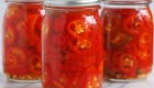 Pickled Jalapeno Peppers from Baking Sense