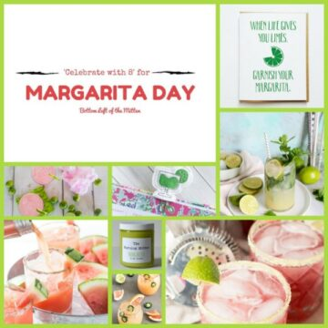 'Celebrate with 8' for National Margarita Day | Bottom Left of the Mitten