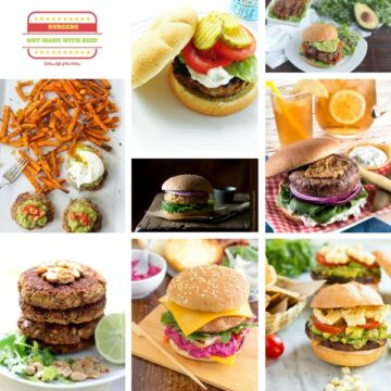 Celebrate with 8 Burgers that aren't Beef | Bottom Left of the Mitten