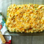 Tuna Casserole | Bottom Left of the Mitten