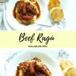 Beef Ragu | Bottom Left of the Mitten