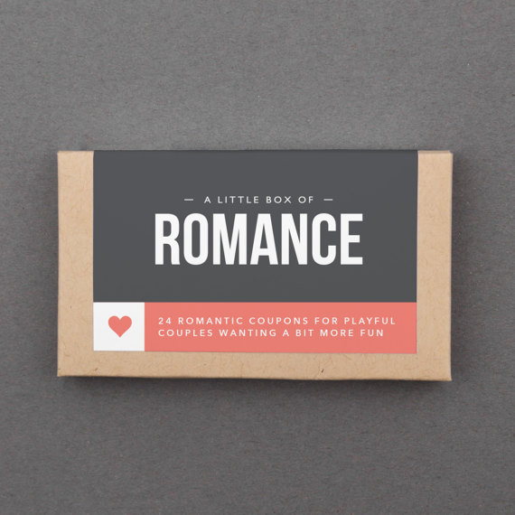 Little Box of Romance from FlytrapOnE | Valentine's Day Gift Guide | Bottom Left of the Mitten