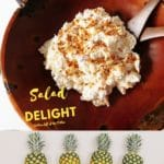Salad Delight in a serving bowl.