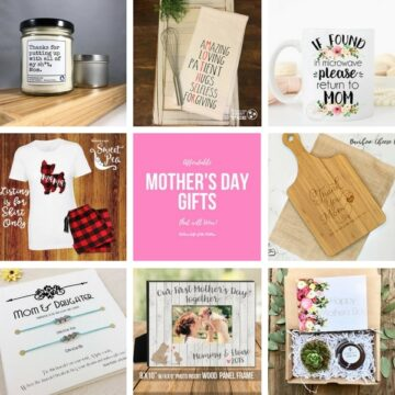 Mother's DAy GIft Guide 2018 | Bottom Left of the Mitten