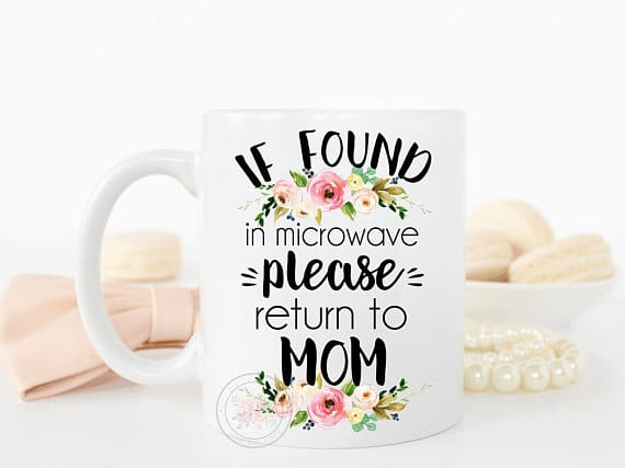 Mug from ByTracey | Mother's Day GIft Guide 2018 | Bottom Left of the Mitten