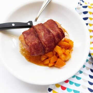 Duck Breast Wrapped In Bacon | Bottom Left of the Mitten