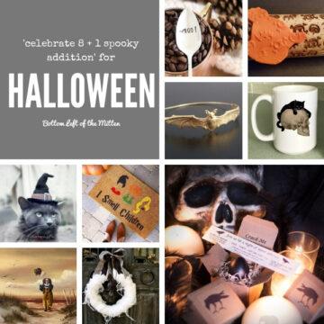 Halloween 2018 | Bottom Left of the Mitten