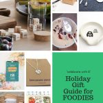Foodie Gift Guide | Bottom Left of the Mitten