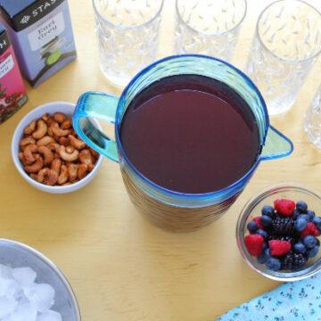 Berrylicious Swee Tea | Bottom Left of the Mitten