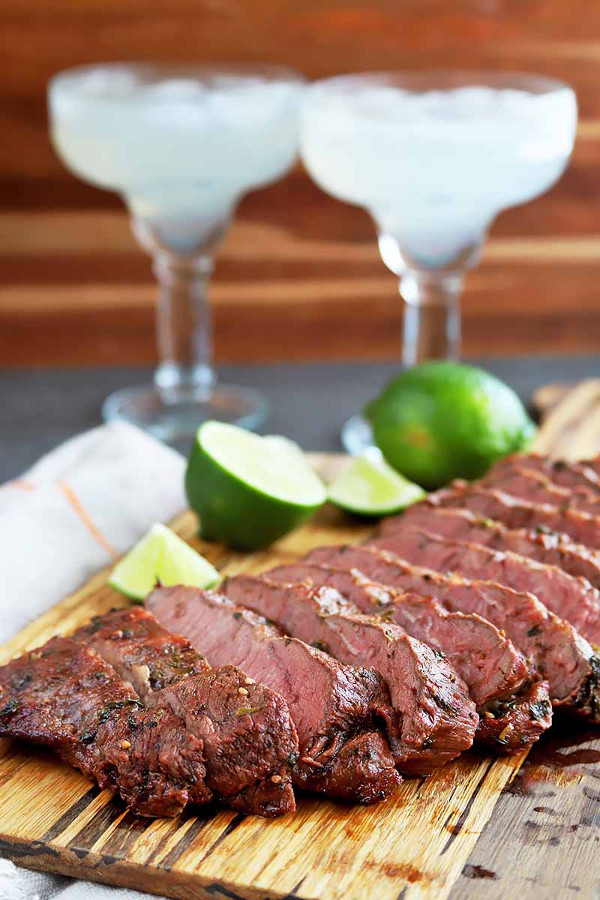 Fantastically Flavorful Homemade Carne Asada from Foodal