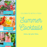 Summer Cocktails | Bottom Left of the Mitten
