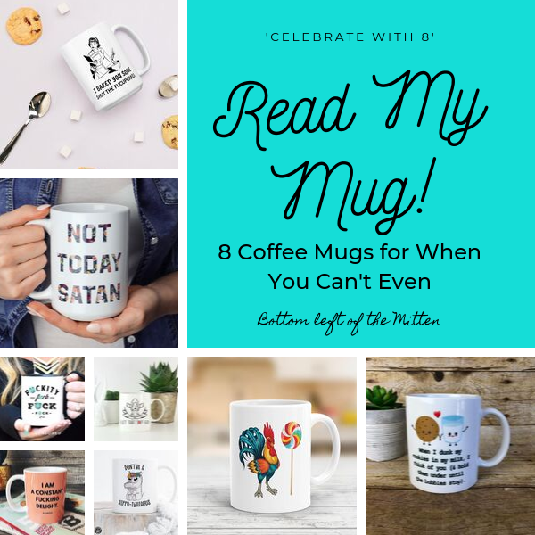 Roundup of Funny Coffee Mugs