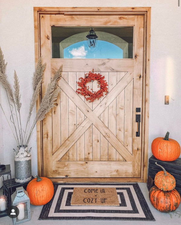 Come in and cozy up doormat from ShopMoreMATter