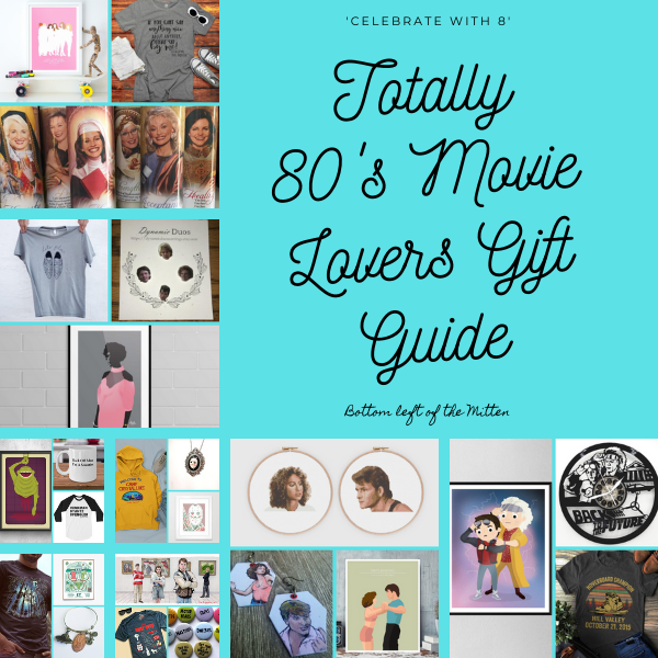 Gift Guide for 1980's movie lovers