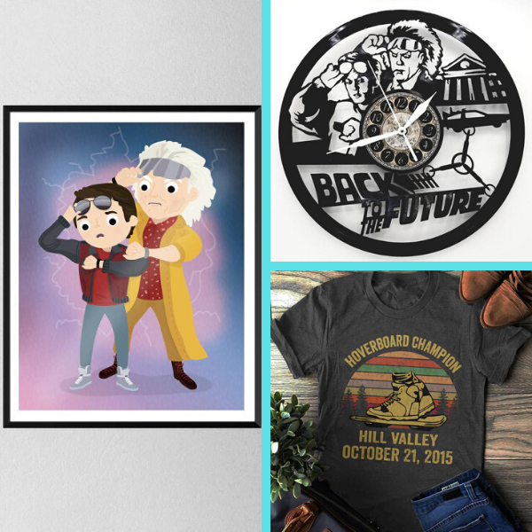Back to the Future Gift Guide