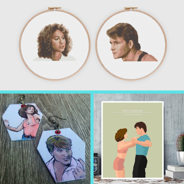Dirty Dancing Movie Gift Guide