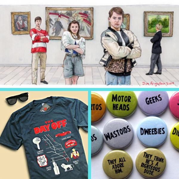 Ferris Bueller Gift Guide