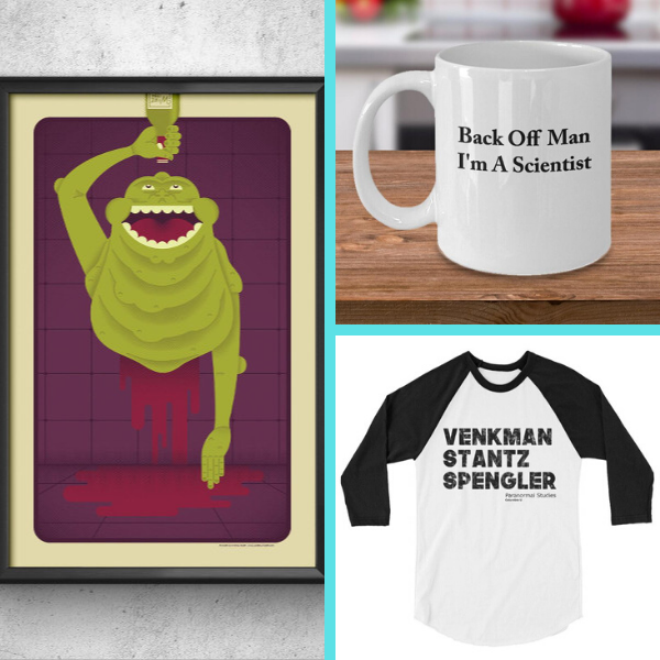 Ghostbusters Movie Gift Guides