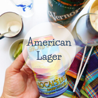 American Lager Recipe Pairings