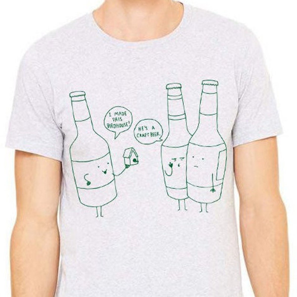 Funny Craft Beer Shirt from brewershirts