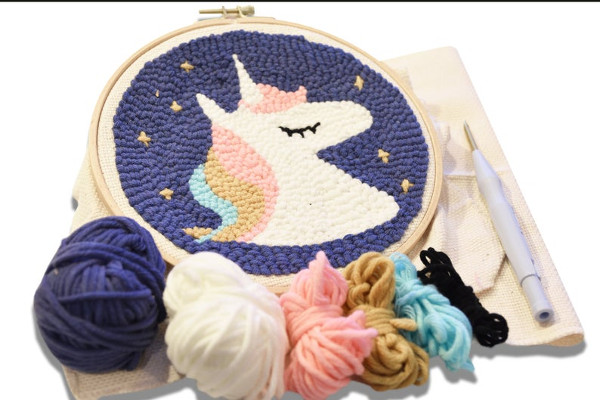 Punch Needle Starter Kit from craftboutiquenyc