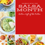 Roundup of recipes for May Salsa Month