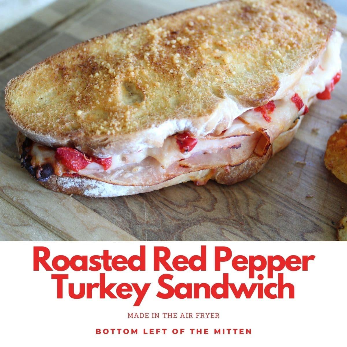 Roasted Pepper | Bottom Left of the Mitten