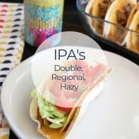 IPA Recipe Pairings