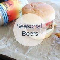 Seasonal Beer Recipe Pairings