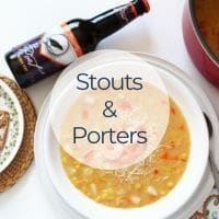 Stout and Porter Pairings